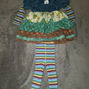 Matilda Jane Toddler Outfit